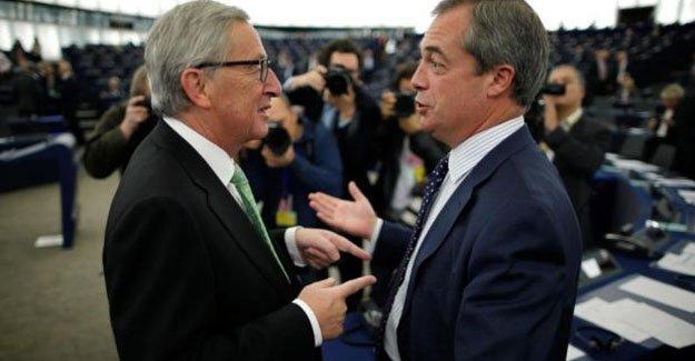 Avrupa Parlamentosu'nda Brexit öfkesi