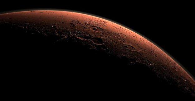 Mars'ta, Dünya'da olmayan o madde bulundu!