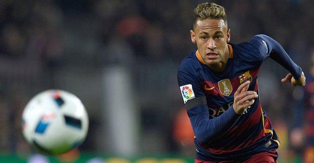 Neymar transferine 5,5 milyon euro ceza
