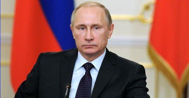 Putin'den Türkiye ile ilgili tarihi karar