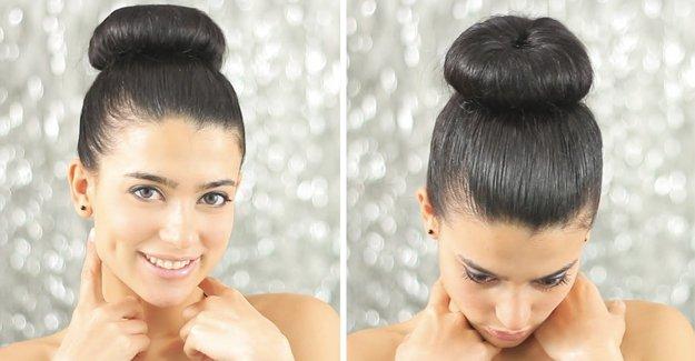 Saçınızı sıkı bağlarsanız dökülüyor