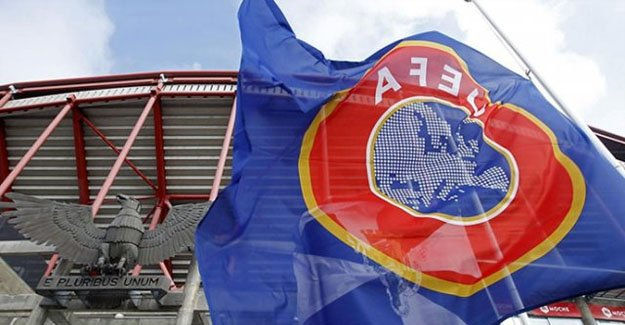 UEFA'dan, Rusya'ya ertelenmiş diskalifiye cezası