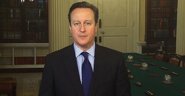 Cameron'dan Ramazan Bayramı mesajı