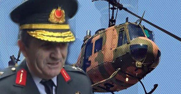 Düşen helikopterdeki '7 kişi öldü'