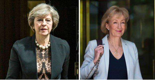 """İngiltere'deki başbakanlık yarışında """"annelik"""" tartışması"""