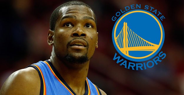 NBA'de yılın transferi: Kevin Durant, Golden State Warriors'ta