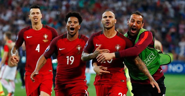 Polonya - Portekiz: 1-1