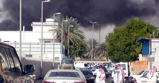 Suudi Arabistan: ABD'nin Cidde konsolosluğu yakınlarında intihar saldırısı
