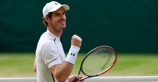 Wimbledon'da Murray ikinci kez şampiyon