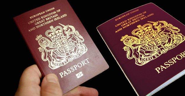British pasaportları karaborsada satılıyor