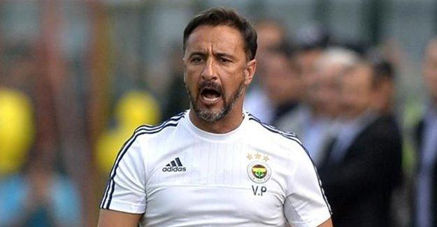Fenerbahçe'de Pereira antrenmana çıkmadı