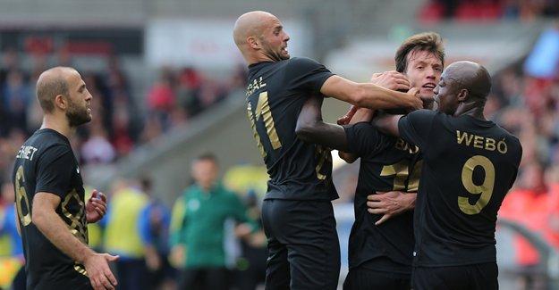 Midtjylland: 0 - Osmanlıspor: 1