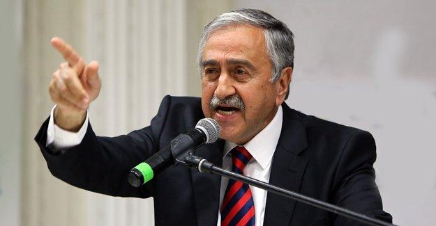 Mustafa Akıncı'dan Özgürgün'e sert cevap!
