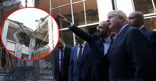 Boris Johnson'dan Darbe Girişimi Mesajı