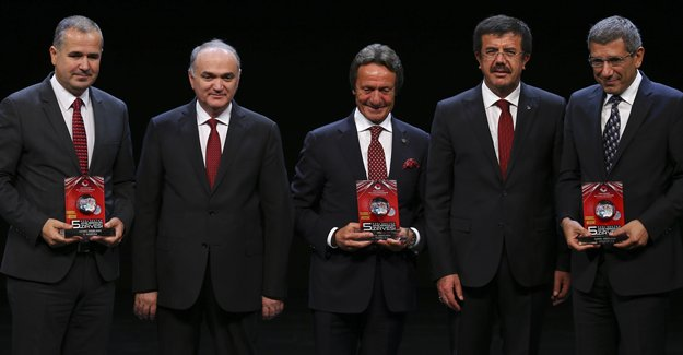 'En Başarılı Ar-Ge Merkezi' Ödülü Arçelik'in