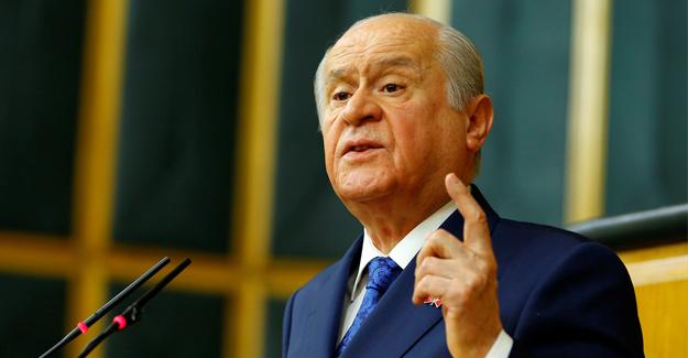 Bahçeli'den 'Başkanlık Referandumu' için flaş açıklama