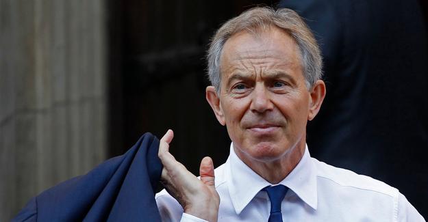 Brexit tartışmasına Tony Blair de girdi!