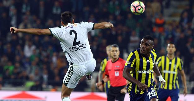 Fenerbahçe, Konya deplasmanından 3 puanla dönüyor