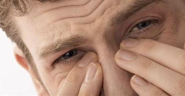Gözyaşı kanal tıkanıklığına dikkat