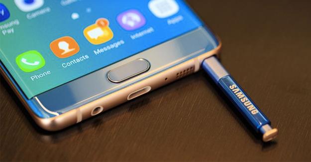 Note 7'nin, Samsung'a zararı belli oldu