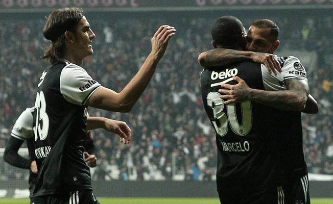 Beşiktaş, liderlik şansını değerlendiremedi