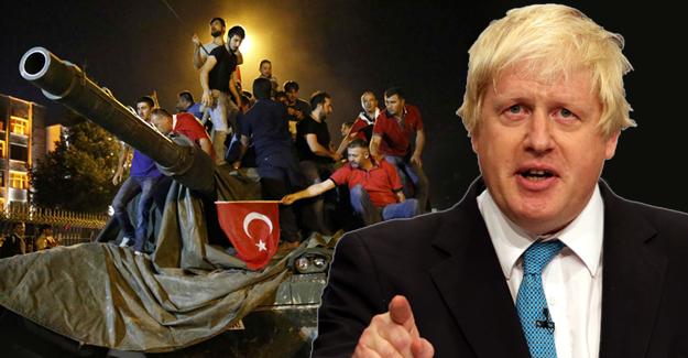 Boris Johnson'dan 15 Temmuz ve Trump için flaş sözler
