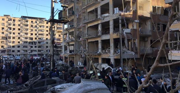 Diyarbakır'daki bombalı saldırıyı TAK üstlendi