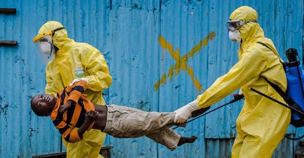 Ebola kolayca bulaşabilecek şekilde mutasyon geçirmiş