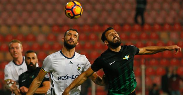 Fenerbahçe, Akhisar'dan 3 golle 3 puanı aldı