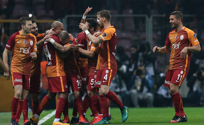 Galatasaray, Bursaspor galibiyetiyle kendine geldi