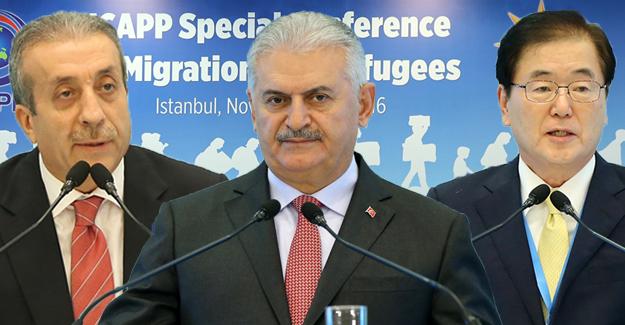 'Göç ve Mülteciler' sorunu İstanbul'da masaya yatırıldı