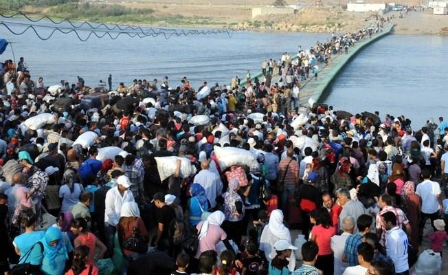 Sığınmacıların Türkiye'den tek isteği!