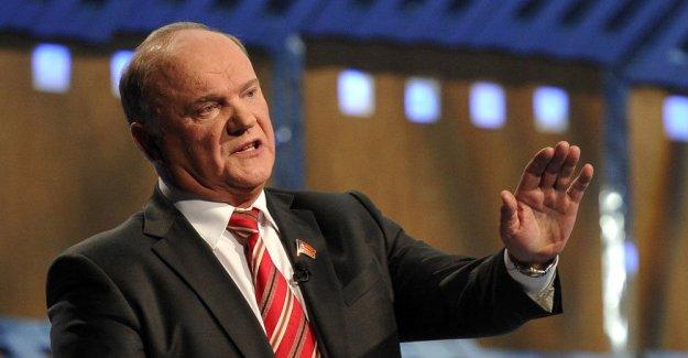 Komünist Partisi lideri Sovyetler Birliği'ni yeniden kuracak
