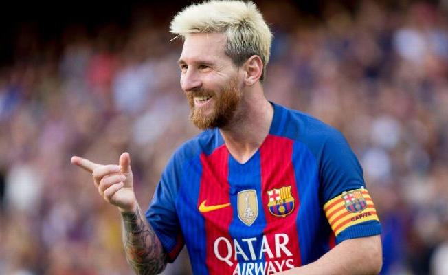 Messi'den çarpıcı Barcelona  açıklaması