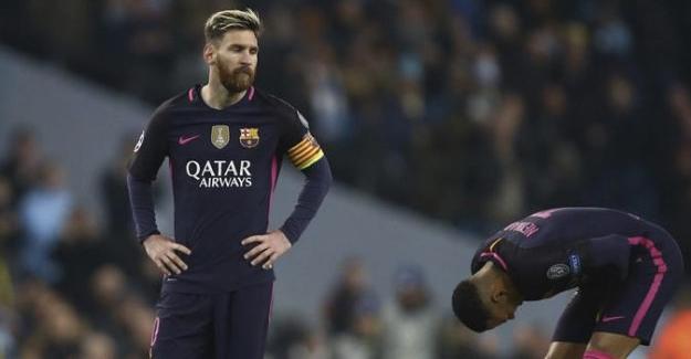 Messi maç sonu çıldırdı! Rakibine hakaret etti...