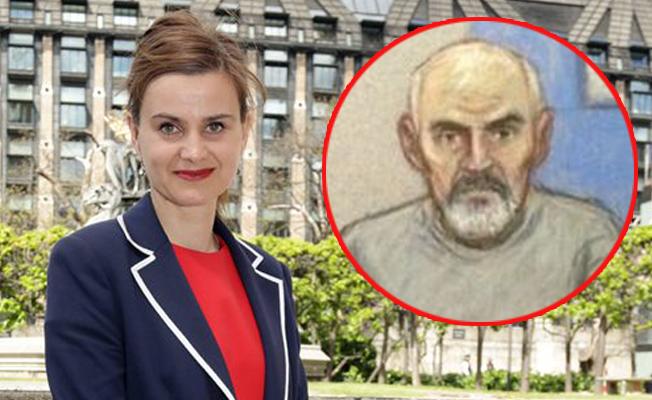 Milletvekilini öldüren İngiliz terörist mahkum oldu