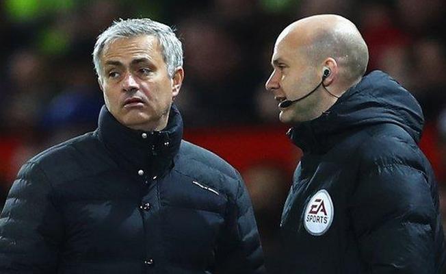 Mourinho, disipline sevk edildi