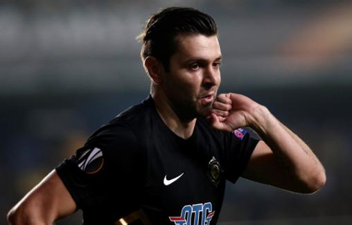 Osmanlıspor, Villarreal'i  fethetti: 2-1