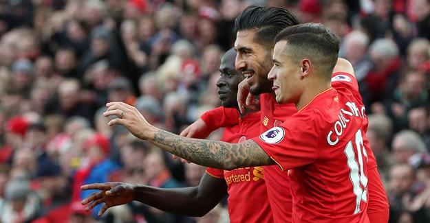 Premier Lig'de zirvenin yeni sahibi Liverpool