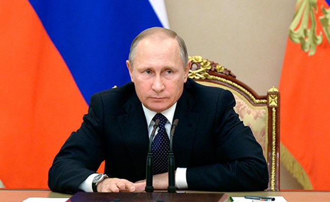 Putin'den dünyaya sert mesaj