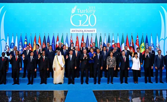 Almanya G20 dönem başkanlığını devraldı