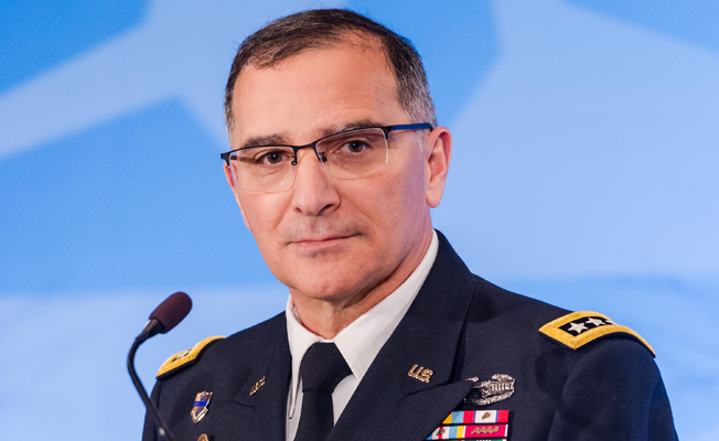 FETÖ Operasyonu NATO Komutanını 'Kaygılandırdı'