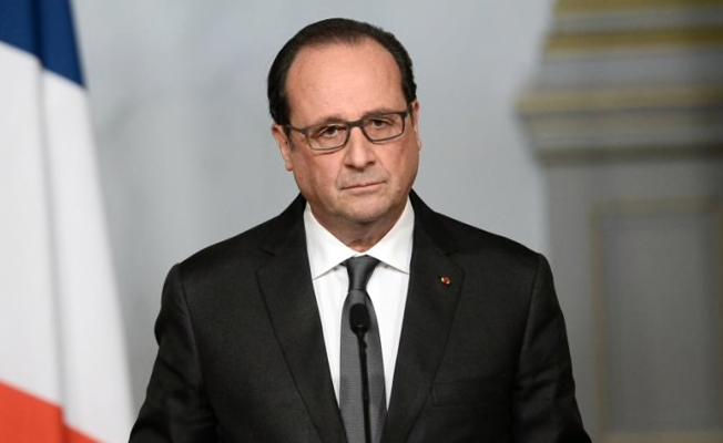 Hollande, cumhurbaşkanlığı seçiminde aday olmayacak