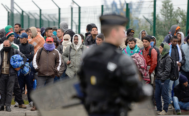 İşte İngiltere'ye gelen göçmen sayısı