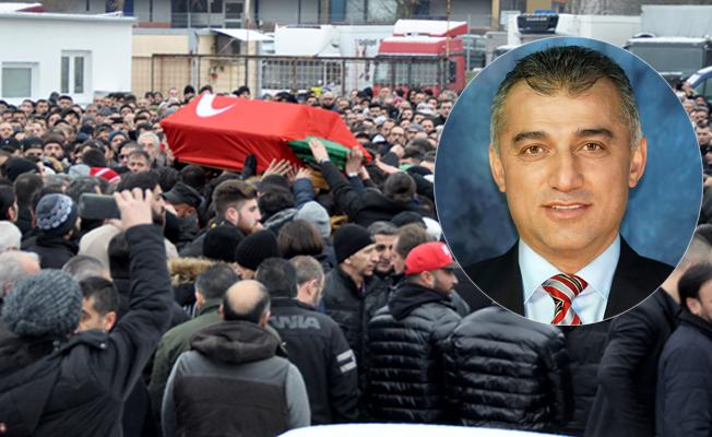 Öldürülen Türk iş adamının naaşı memleketine gönderildi