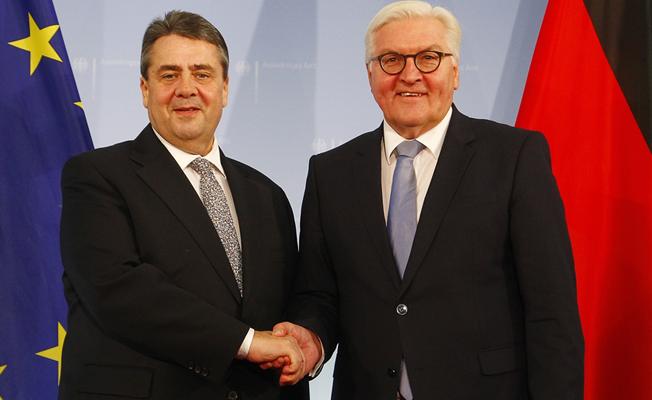 Almanya'nın Dışişleri Bakanı değişti