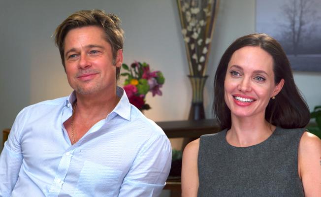 Angelina Jolie ve Brad Pitt'ten ilk ortak açıklama