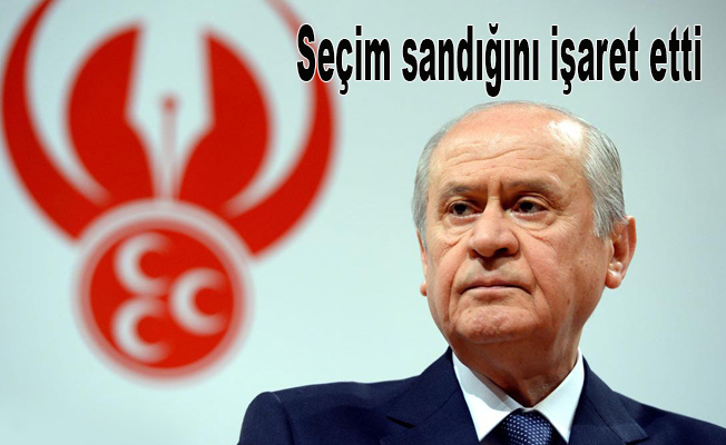 Bahçeli'den flaş 'Ahmet Türk' çıkışı!