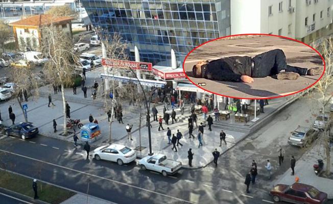 Gaziantep'te silahlı çatışma!