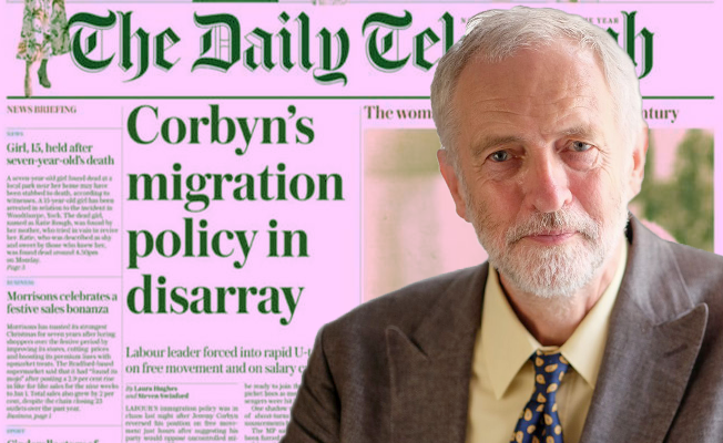 Jeremy Corbyn'in 'u-dönüşü'